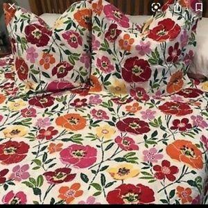 Pottery Barn Vintage Duvet Cover & Pillow Sham